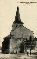 Pouille - L'Eglise - Pouillé