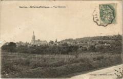 Sarthe Sille-le-Philippe Vue Generale - Sillé-le-Philippe