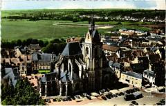 La Ferte-Bernard - Eglise Notre-Dame des Marais - La Ferté-Bernard