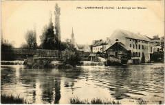 Champagné - La Barrage sur l'Huisne - Champagné