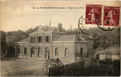 La Ferte-Bernard - Place de la Gare - La Ferté-Bernard