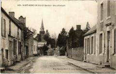 Saint-Remy-de-Sillé - Rue principale - Saint-Rémy-de-Sillé
