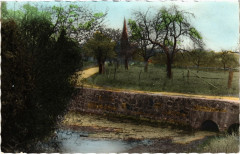 Nogent-le-Bernard - Le Ruisseau - Nogent-le-Bernard
