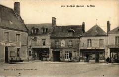 Marcon - La Place - Marçon