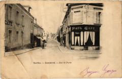Connerre - Rue de Paris - Connerré