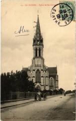 La Fleche - Eglise de Sainte-Colombe - La Flèche
