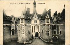 Bonnetable - Le Chateau - Bonnétable