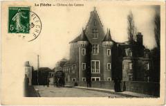 La Fleche - Chateau des Carmes - La Flèche