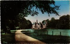 Bonnetable - Le Chateau vu du Parc - Bonnétable
