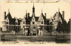 Sarthe - Chateau de Bonnetable - Bonnétable