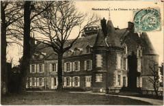 Montmirail - Le Chateau - Montmirail