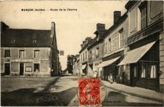 Marcon - Route de la Chartre - Marçon