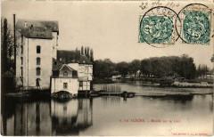 La Fleche - Moulin sur le Loir - La Flèche