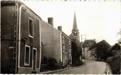 Nogent-le-Bernard - Rue de l'Eglise - Nogent-le-Bernard