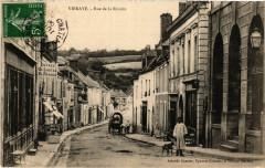 Vibraye - Rue de la Riviere - Vibraye