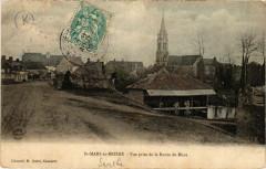 Saint-Mars-la-Briere - Vue prise de la Route du Mans - Saint-Mars-la-Brière