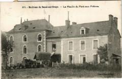 Env. de Besse-sur-Braye - Le Moulin du Pont-aux-Pretres - Bessé-sur-Braye