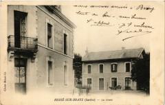 Besse-sur-Braye - La Gare - Bessé-sur-Braye