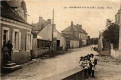 Beaumont-Pied-de-Boeuf - Place - Beaumont-Pied-de-Boeuf