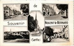 Souvenir de Nogent-le-Bernard - Nogent-le-Bernard