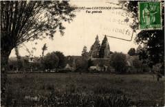 Thoire-sous-Contensor - Vue générale - Thoiré-sous-Contensor
