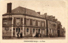 Chahaignes - La Place - Chahaignes