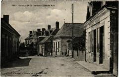 Chahaignes - Grande Rue - Chahaignes