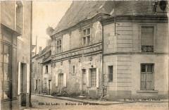 Le Lude - Maison du Xv siecle - Le Lude