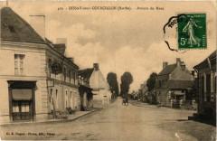 Dissay-sous-Courcillon - Avenue du Mans - Dissay-sous-Courcillon