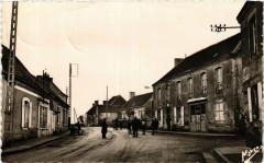 Courceboeufs La rue principale - Courceboeufs
