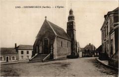 Coudrecieux - L'Eglise - Coudrecieux