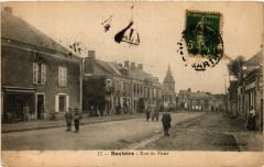 Bouloire - Rue du Mans - Bouloire