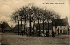 Amne - Place de la Groie - Amné
