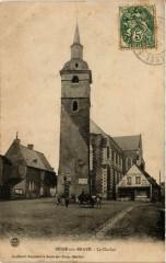Besse-sur-Braye - Le Clocher - Bessé-sur-Braye
