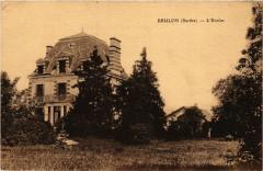 Brulon - L'Enclos - Brûlon