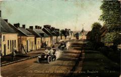 Cirquit de la Sarthe - Arrivée dans Bouloire - Bouloire
