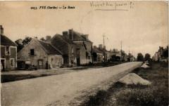 Fye - La Route - Fyé