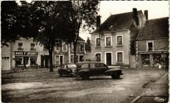 Nogent-le-Bernard - La Place - Nogent-le-Bernard