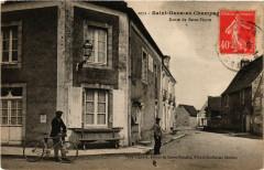 Saint-Ouen-en-Champagne - Route de Saint-Pierre - Saint-Ouen-en-Champagne