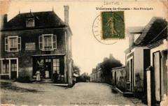 Villaines-la-Gonais - Rue Principale - Villaines-la-Gonais