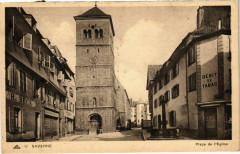 Saverne - Place de l'Eglise - Saverne