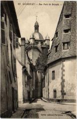 Selestat - Rue Porte de Brisach - Sélestat