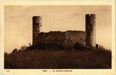 Barr - Le Chateau d'Andlau - Barr