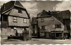 Westhoffen - Vieille Fontaine - Westhoffen