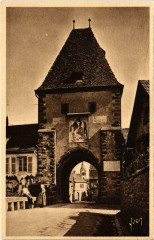 Boersch - La Porte Superieure - Boersch