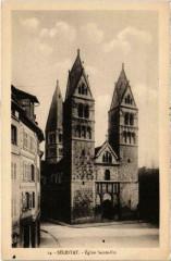 Selestat - Eglise Sainte-foi - Sélestat