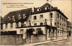 Niederbronn-les-Bains - Hotel-REstaurant de la Chaine d'Or - Niederbronn-les-Bains