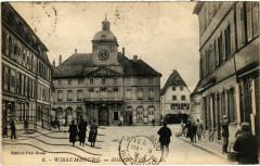 Wissembourg - Hotel de Ville - Wissembourg