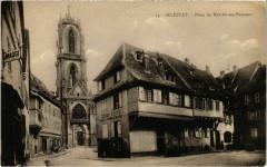 Selestat - Place du Marché aus Poissons - Sélestat