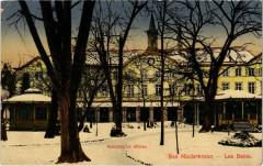Bad Niederbronn --les-Bains - Niederbronn-les-Bains